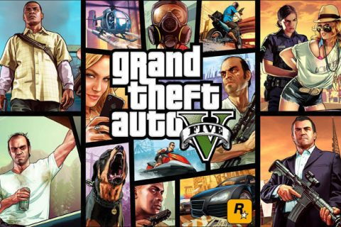 GTA5 playstation 4