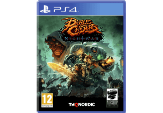 Battle-Chasers-Nightwar-PlayStation-4
