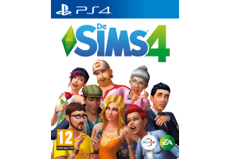 De-Sims-4-PlayStation-4
