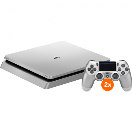 Sony-PlayStation-4-Slim-500-GB-Zilver