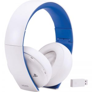 Sony PlayStation Wireless Headset 2.0 Wit