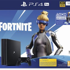 PlayStation 4 Pro 1 TB Fortnite Neo Versa Bundel (PS4 Pro)